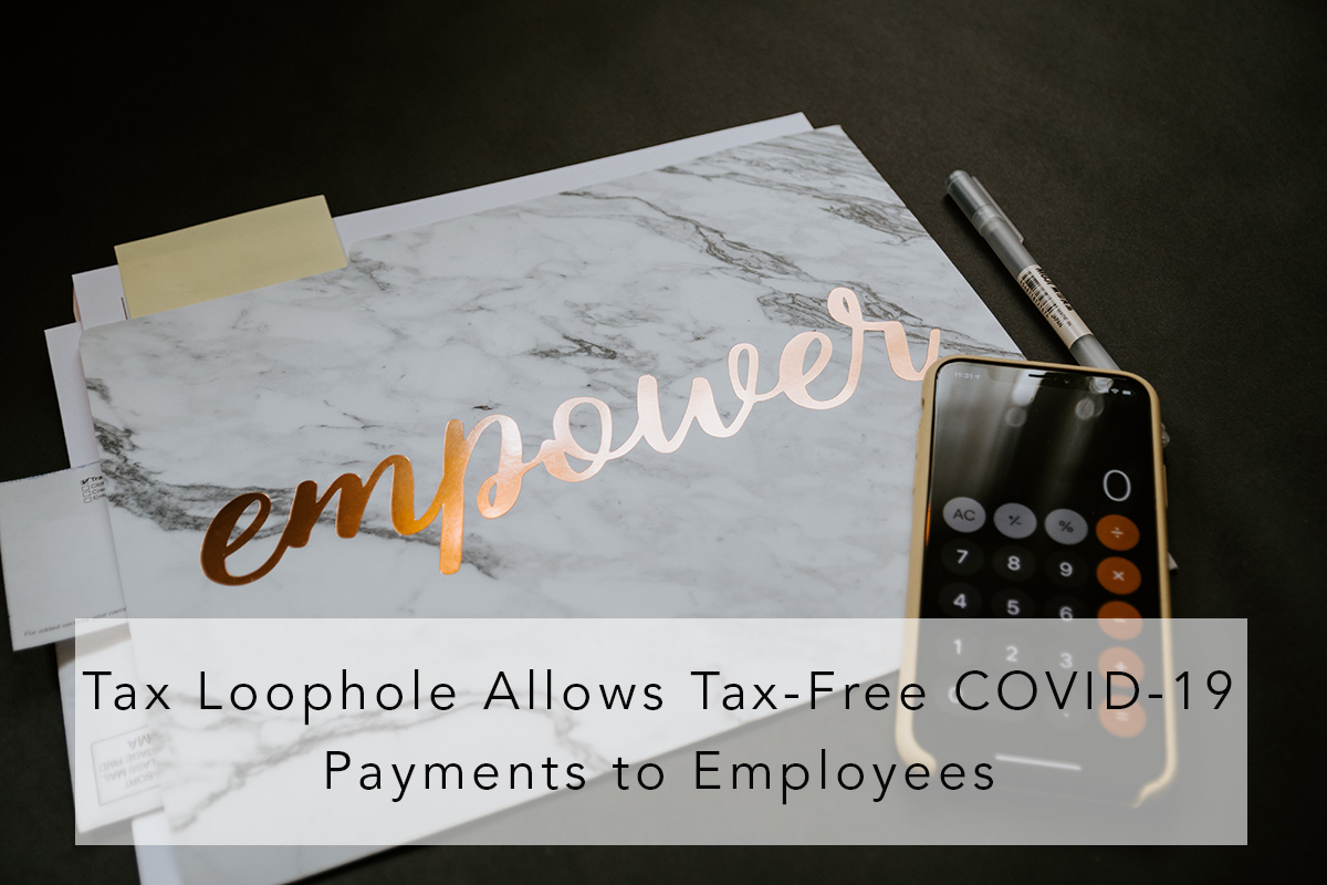 Tax-Saving Tips COVID-19