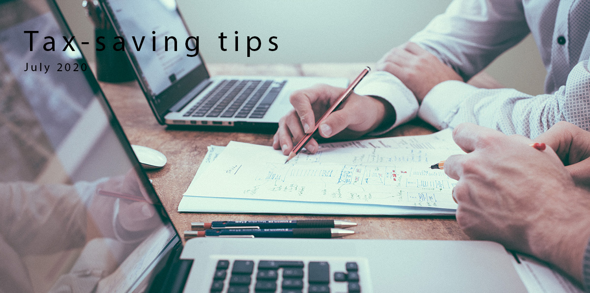 ppt loan tax-saving tips during COVID19